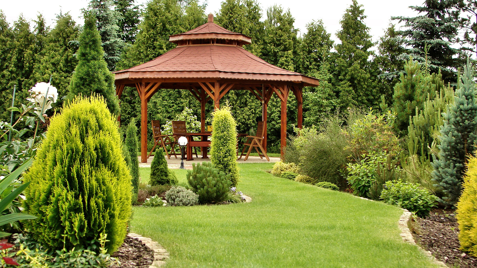 Etobicoke fertilization for Garden design service